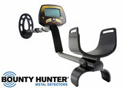 Bounty Hunter Quick Draw Pro Metal Detector With 10 Search Coil