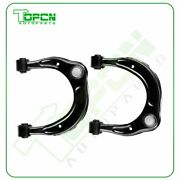 Suspension 2 X Front Upper Control Arms + Ball Joints Fits Azera Sonata Amanti