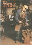 The Making Of A Knife With Bill Moran An American Bladesmith Society Dvd