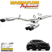 Magnaflow 3 Cat Back Exhaust System 2016-2018 Ford Shelby Mustang 5.2l V8 19299