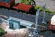 Auhagen H0 11404 Track Scale With Loading Weight Kit