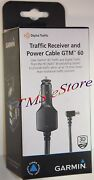 Garmin Drive Luxe Assist Smart Series Gtm60 Lifetime Traffic Power Cable/cord