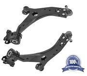 2x Ford Focus Mk2 2006-2012 Front Lower Suspension Wishbone Arms 21mm Ball Joint