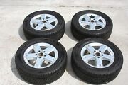 2008 Mercedes G500 Oem Wheels And Tires