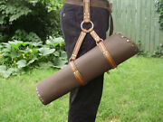 Quality Leather Belt Quiver You Can Choose The Straps Color. Larp Cosplay.