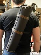 The Ultimate Medieval Leather Quiver, High Quality. Larp, Sca, Cosplay