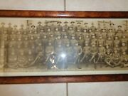 1918 Co. L 74th Company Plymouth Division Winners Competition Infantry Wwi Photo