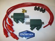 Kawasaki Z1000st Dyna Performance Ignition Coils And Red Taylor Leads.