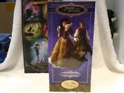 Disney Store Snow White And Limited Edition Fairytale Designer Doll Set
