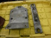 Skidoo-rotax-bombardier-type 503 F - Points Motor Parts Motor Mount Plate