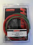 Genuine Smiths 8ft Little Torch Hoses Oxygen And Fuel Green And Red Smithand039s - Tzb403
