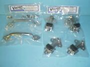 1932 Ford 1932 1933 1934 Truck Hood Side Latch Clips And Handles Stainless Steel