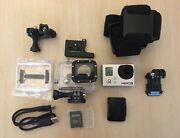 Gopro Hero3 White Edition 16 Mb Camcorder - White Silver Edition