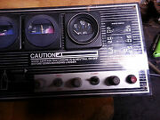 Sunbird Boat 19 Ft 1986 Boat Gauge Dash Panel With All Gauges And Switchesfuse