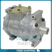 A/c Compressor For Bmw / Chrysler / Dodge / Eagle / Jeep / Plymouth Qu