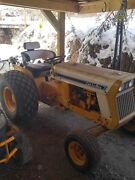International Low Boy Cub 185 Tractor Pick Up Local Only Kettle Falls Wa