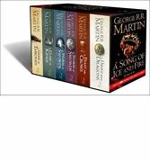 A Game Of Thrones Thefirst 5 Books A Dance With Dragons 1-5 [paperback] [jan 0