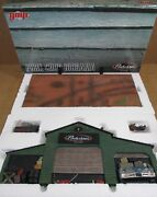 Gmp Pork Chop Shop Garage Diorama With Light For Die-cast 118 Car New In Box