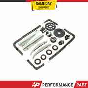 Timing Chain Kit For 03-04 Ford Mustang Lincoln Mercury 4.6l Dohc 32-valves