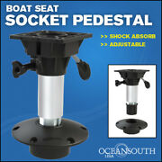 Waverider Socket Pedestals 12and039and039-15and039and039