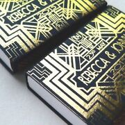 Art Deco Style Personalised Match Boxes Or Match Books