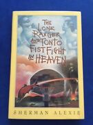 The Lone Ranger And Tonto Fistfight In Heaven - 1st Ed. Signed By Sherman Alexie
