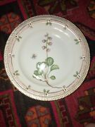 Pyrola Groenlandica Horn Collectible Plate