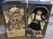 Lasting Impressions Companion Collection Doll, Case, And Outfits