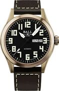 Ball Engineer Iii Bonze Nm2186c-l3j-bk Brand New With Box And Papers