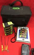 Aim Safety Logic 600 Series Gas Detector W/manual, Charger And Case Type 2