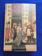Madame Sans-gene - 1st Photoplay Ed With Signed Card From Actress Gloria Swanson