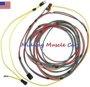 Convertible Power Top Wiring Harness 62 63 64 Chevy Chevrolet Corvair Spyder