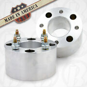 2 Usa 4x156 To 4x110 Wheel Adapters/spacers 3 Thick For Polaris And Yamaha Atv