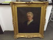 Thomas Waterman Wood 1823-1903 19th Century Portrait Well Known American Artist