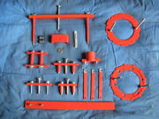 """Xl 1957-1985 Ironhead Clutch And Sprocket Removal Tool Kit - """"mechanics Special"""""""