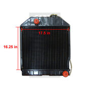 Ford New Holland Radiator Part Wn-e9nn8005ab15m 16.25 H X 17.5 W On Tractors