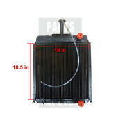 Case Ih Radiator Part Wn-84524c93 For Tractor 380b 385 484 485 584 585 685 885