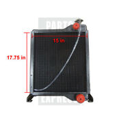 Case Ih Radiator Part Wn-84673c6 For Tractor 585 595 685 695 885 895