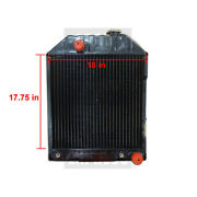 Ford New Holland Radiator Part Wn-e7nn8005ba On Tractor 5110 6410 6810 7410 7610