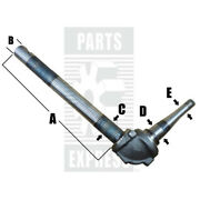 Ford New Holland Rh Spindle Part Wn-c5nn3105u For Tractor 2000 3000 2100 2120