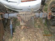 Rear End Axle Differential Assembly Cab And Chassis 4.10 Ratio 90-99 Chevy 3500
