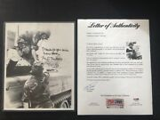 President Bill Clinton Signed And Inscribed 8x10 Photo Autographed Potus Psa Loa