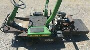 John Deere F935 Diesel Lawn Mower Parting Out-make/offer/for/parts/out Message