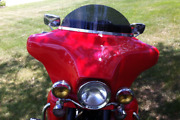 Harley Replacement Windshields / 1986 - 1995 5 Hole Batwing Fairing