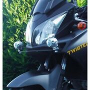 6000k Led Auxiliary Flood Lamps Lights For Suzuki V-strom All Years