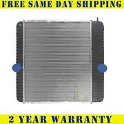 Radiator For Ford Navistar Fits 2004-2007 F650-f700 For Manual Transmission Only