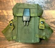 Military Issue Usgi Small Arms Ammunition Ammo Case Magazine Mag Lc-1 Pouch New