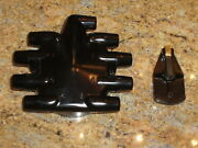 New 1942-46 Ford Crab Distributor Cap And Rotor Set Flathead 21a-12106 21a-12200