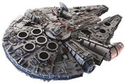 Lego Star Wars Millennium Falcon 75192 New Sealed In Double Box-free Shipping