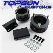 For 1994-2013 Dodge Ram 2500 3500 4wd 2.5 Front Lift Level Kit W/ Sway Bar Drop